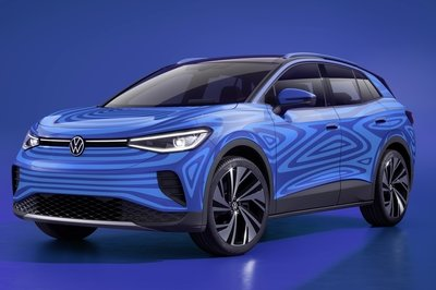 The Volkswagen ID.4 Doesn't Look All Bad, but Something Doesn't Feel Right