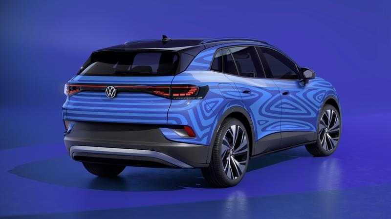 Ford's Alliance With Volkswagen Means the Next Ford EV Will Be a Badge-Engineered ID4 Crossover