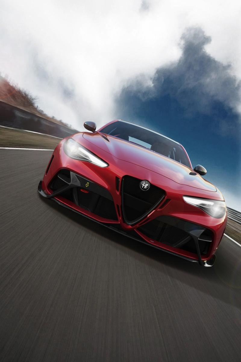 Alfa Romeo Giulia Photos Pictures Pics Wallpapers Top Speed