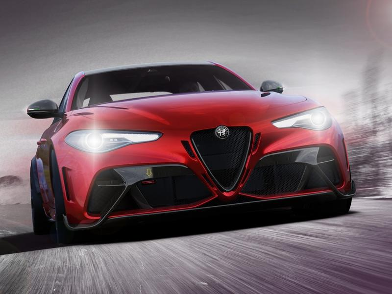 Thankfully, Alfa Romeo Won't Tarnish the GTA Name By Slapping It On an SUV