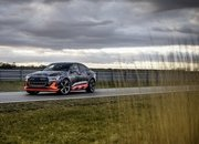 Audi's New E-Tron S Can Drift, But What's the Point? - image 890585