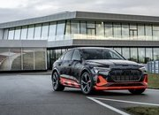 Audi's New E-Tron S Can Drift, But What's the Point? - image 890589