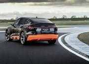 Audi's New E-Tron S Can Drift, But What's the Point? - image 890591