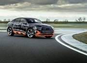 Audi's New E-Tron S Can Drift, But What's the Point? - image 890592