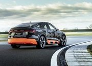 Audi's New E-Tron S Can Drift, But What's the Point? - image 890593