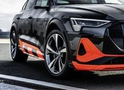 Audi's New E-Tron S Can Drift, But What's the Point? - image 890595