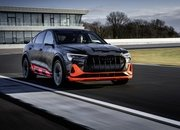 Audi's New E-Tron S Can Drift, But What's the Point? - image 890598