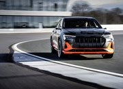Audi's New E-Tron S Can Drift, But What's the Point? - image 890599