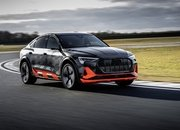 Audi's New E-Tron S Can Drift, But What's the Point? - image 890600