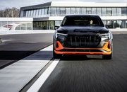 Audi's New E-Tron S Can Drift, But What's the Point? - image 890601