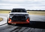 Audi's New E-Tron S Can Drift, But What's the Point? - image 890602