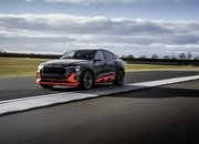 Audi's New E-Tron S Can Drift, But What's the Point? - image 890603