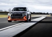 Audi's New E-Tron S Can Drift, But What's the Point? - image 890604