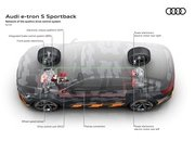 Audi's New E-Tron S Can Drift, But What's the Point? - image 890577
