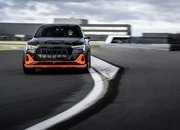 Audi's New E-Tron S Can Drift, But What's the Point? - image 890605