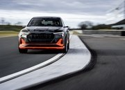 Audi's New E-Tron S Can Drift, But What's the Point? - image 890606
