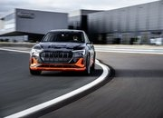 Audi's New E-Tron S Can Drift, But What's the Point? - image 890607