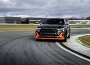 Audi's New E-Tron S Can Drift, But What's the Point? - image 890608
