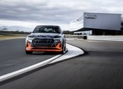 Audi's New E-Tron S Can Drift, But What's the Point? - image 890609
