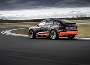 Audi's New E-Tron S Can Drift, But What's the Point? - image 890612