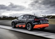 Audi's New E-Tron S Can Drift, But What's the Point? - image 890613