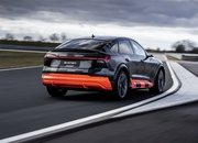 Audi's New E-Tron S Can Drift, But What's the Point? - image 890615