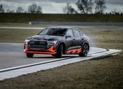 Audi's New E-Tron S Can Drift, But What's the Point? - image 890618
