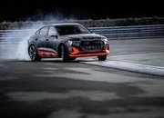 Audi's New E-Tron S Can Drift, But What's the Point? - image 890619