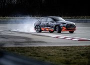Audi's New E-Tron S Can Drift, But What's the Point? - image 890620
