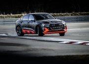 Audi's New E-Tron S Can Drift, But What's the Point? - image 890621