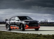 Audi's New E-Tron S Can Drift, But What's the Point? - image 890622
