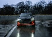 Audi's New E-Tron S Can Drift, But What's the Point? - image 890627
