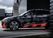 Audi's New E-Tron S Can Drift, But What's the Point? - image 890632