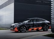 Audi's New E-Tron S Can Drift, But What's the Point? - image 890581