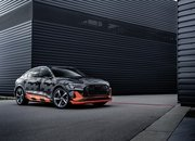 Audi's New E-Tron S Can Drift, But What's the Point? - image 890582