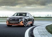 Audi's New E-Tron S Can Drift, But What's the Point? - image 890583