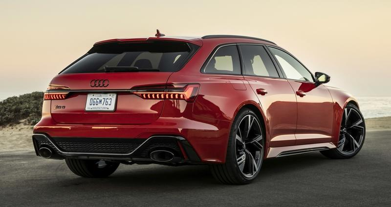 2020 Audi RS6 by Mansory