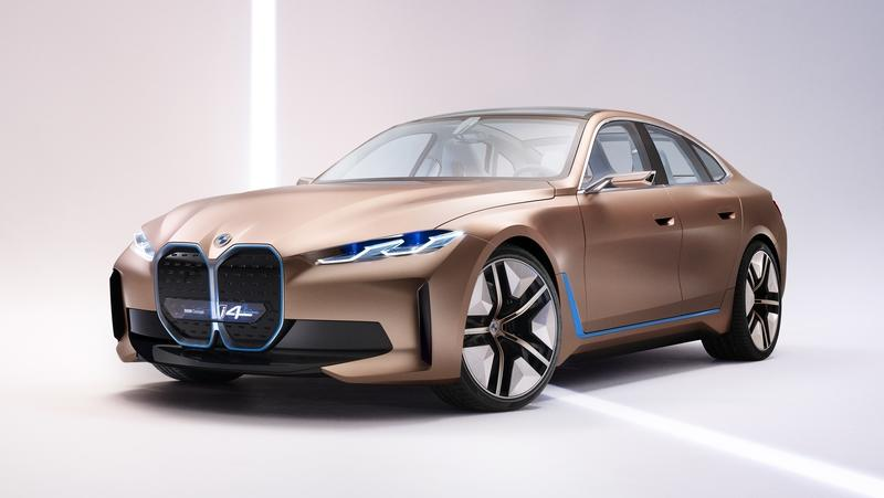 2021 BMW i4 vs 2020 Tesla Model 3