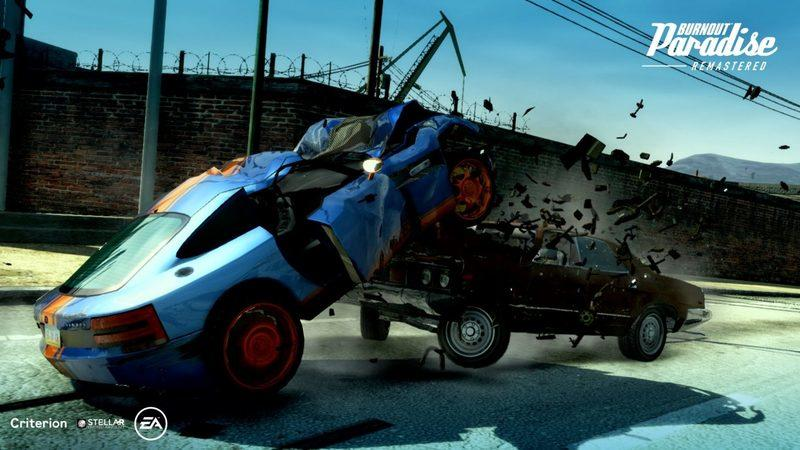 Burnout Paradise Is Coming to the Nintendo Switch