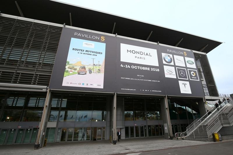 COVID-19 Pandemic: Is the 2020 Paris Motor Show Canceled?