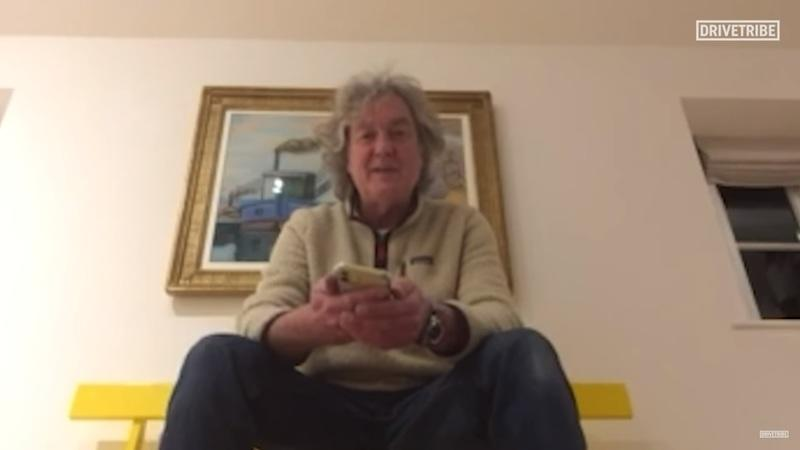 COVID-19 Pandemic: Clarkson, Hammond, and May urge you to stay home