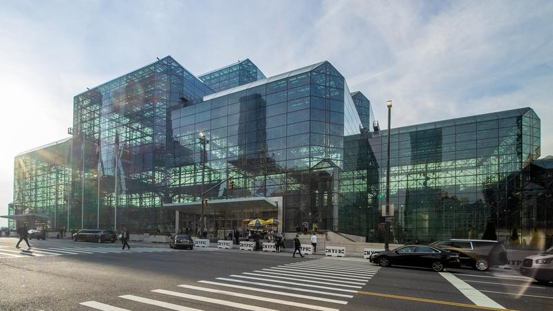 New York Auto Show Venue Becomes A Hospital Amid COVID-19 Pandemic
