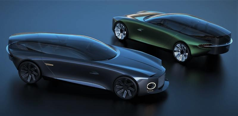 Do These Renderings Represent the Bentley of the Future?