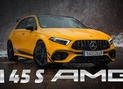 Racechip Can Tune the Mercedes-AMG A45 to Near-500 Horsepower On the Cheap - image 893477