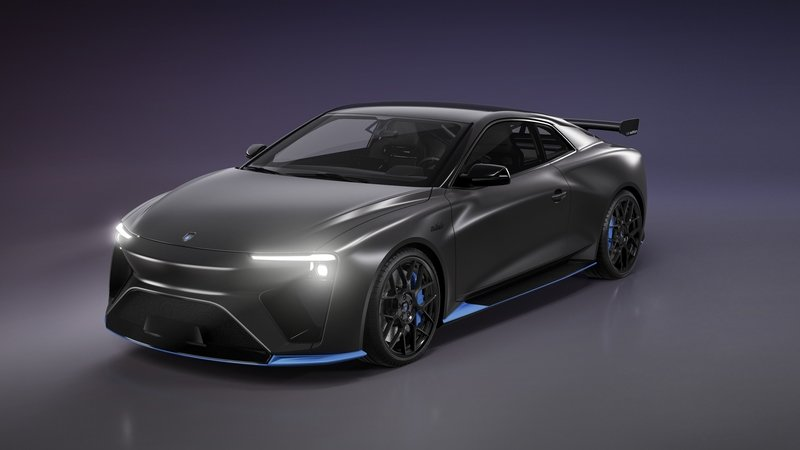 The Gumpert Nathalie's Battery Source Can Be Replenished In Three Minutes!