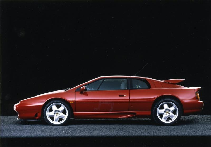 Holy Smokes, Is Lotus Bringing Back the Esprit?