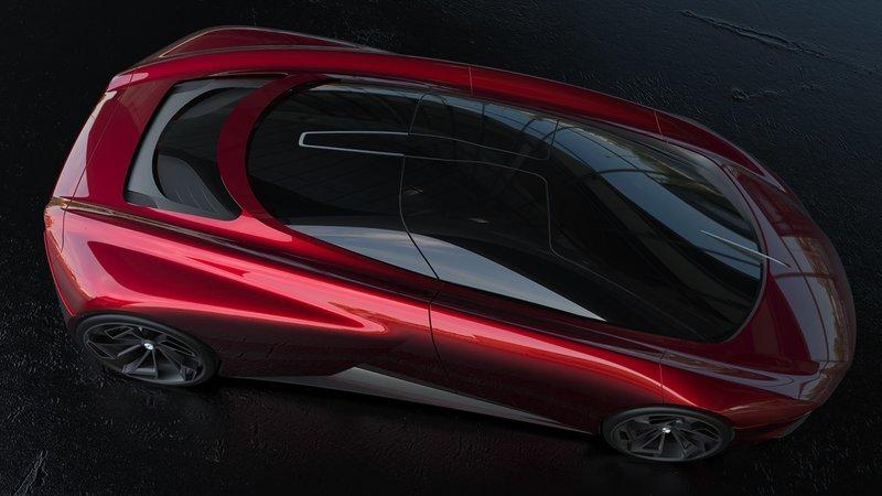 If Mazda Was Going to Build A Supercar, This Is What It Should Look Like - image 892309