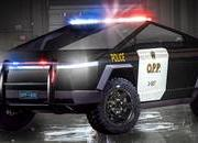 Is There a Case For a Tesla Cybertruck Police Car? - image 889294