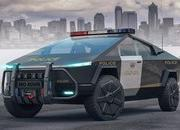 Is There a Case For a Tesla Cybertruck Police Car? - image 889296