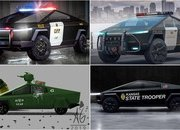 Is There a Case For a Tesla Cybertruck Police Car? - image 889307